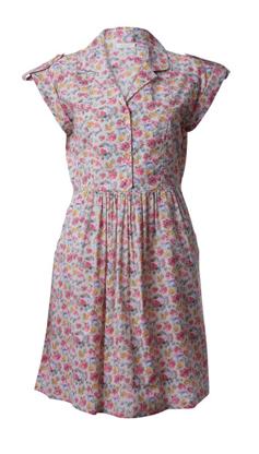 Bibico floral dress