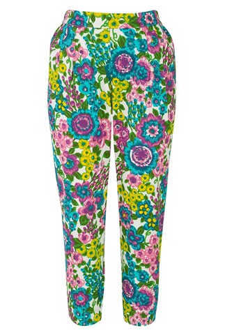People Tree crop trousers