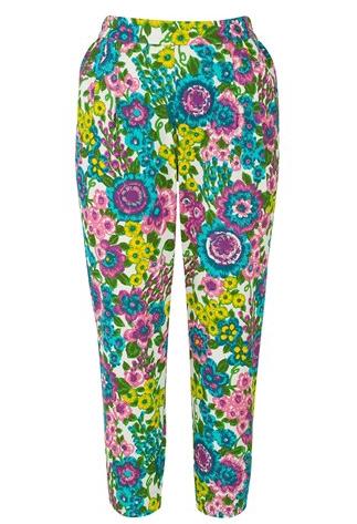 People Tree crop trousers