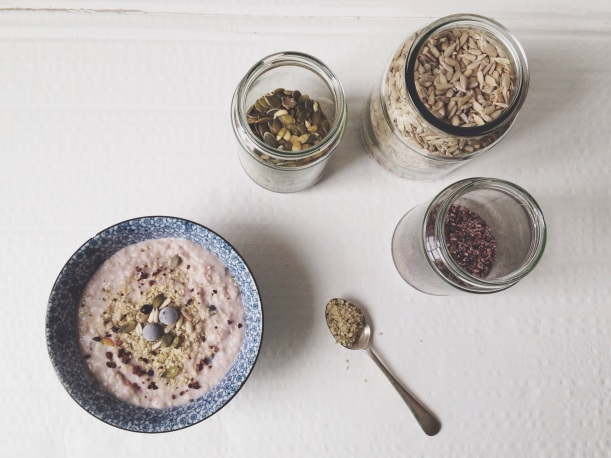 vegan porridge