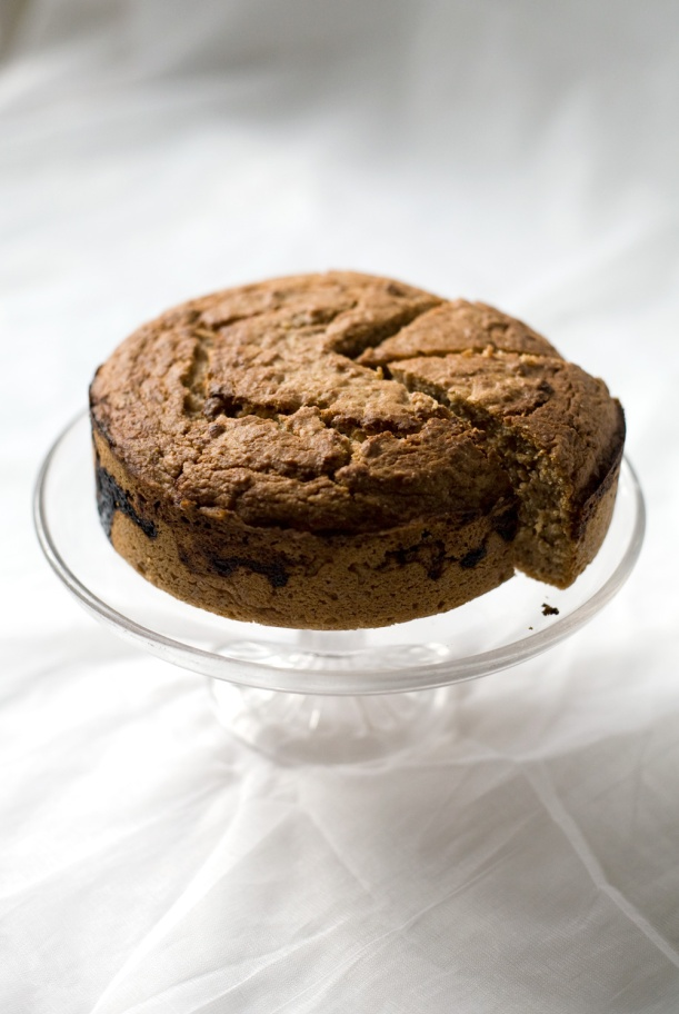 Vegan-spelt-flour-cake