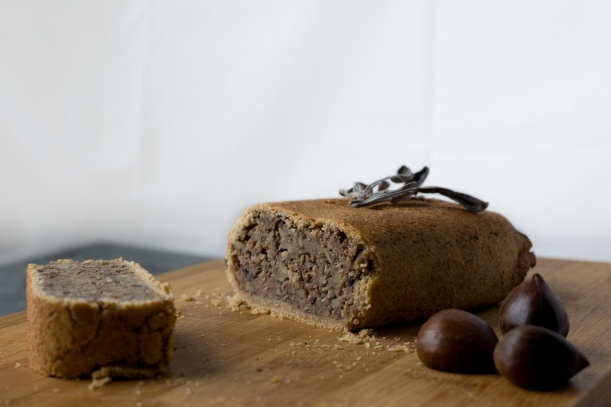 Vegan-Mushroom-and-Chesnut-Wellington