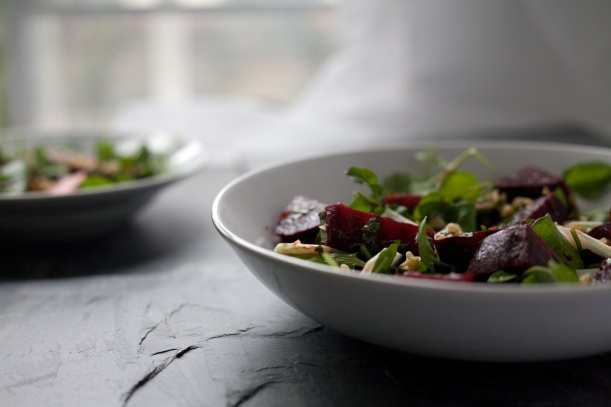 Marinated-beetroot-salad